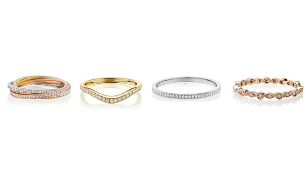 How To Match Your Wedding Band to Your Engagement Ring