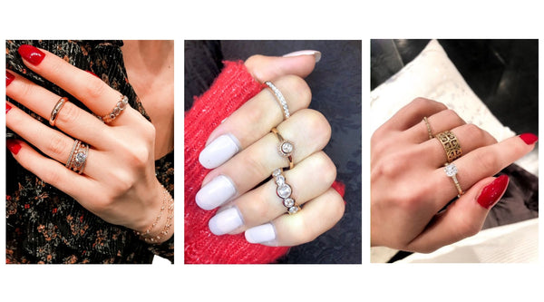 Love Conquers All. Engagement Ring Trends in 2020