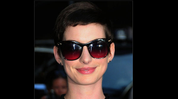 anne hathaway earrings catherine angiel black diamond studs