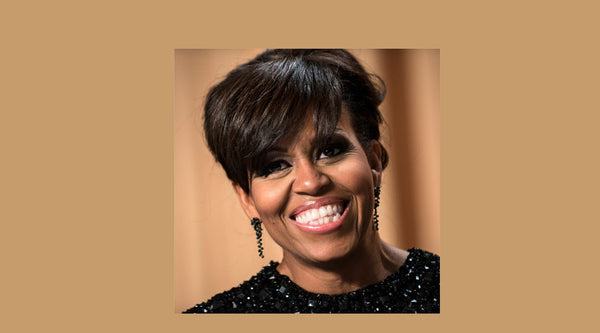 michelle obama earrings by catherine angiel