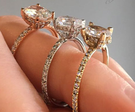 Engagement Rings from Catherine Angiel