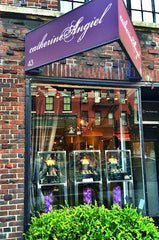 Catherine Angiel's NYC Jewelry Boutique
