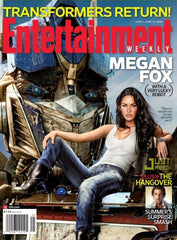 Catherine Angiel jewelry on Megan Fox