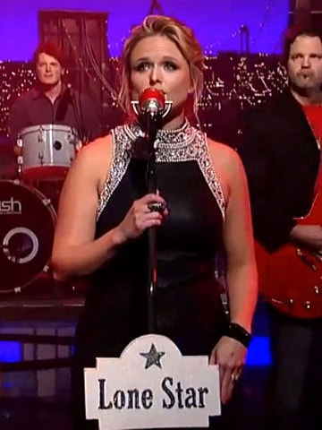 miranda lambert black diamond jewelry