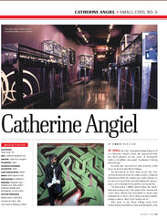 Catherine Angiel coolest store award in INSTORE magazine