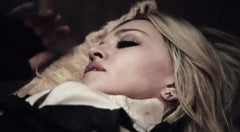 madonna black diamond earrings ghosttown video