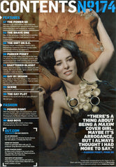 Parker Posey wearing Catherine Angiel jewelry
