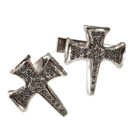 Unique cross cufflinks