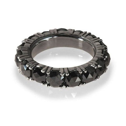 bands eternity band houston diamond black