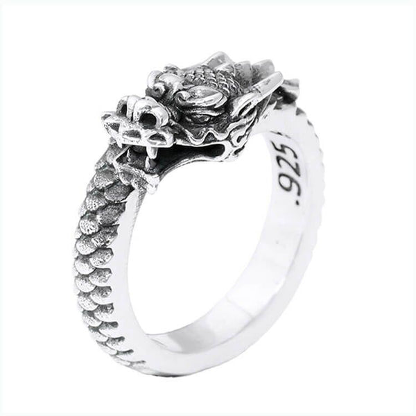 King Baby Dragon Ring
