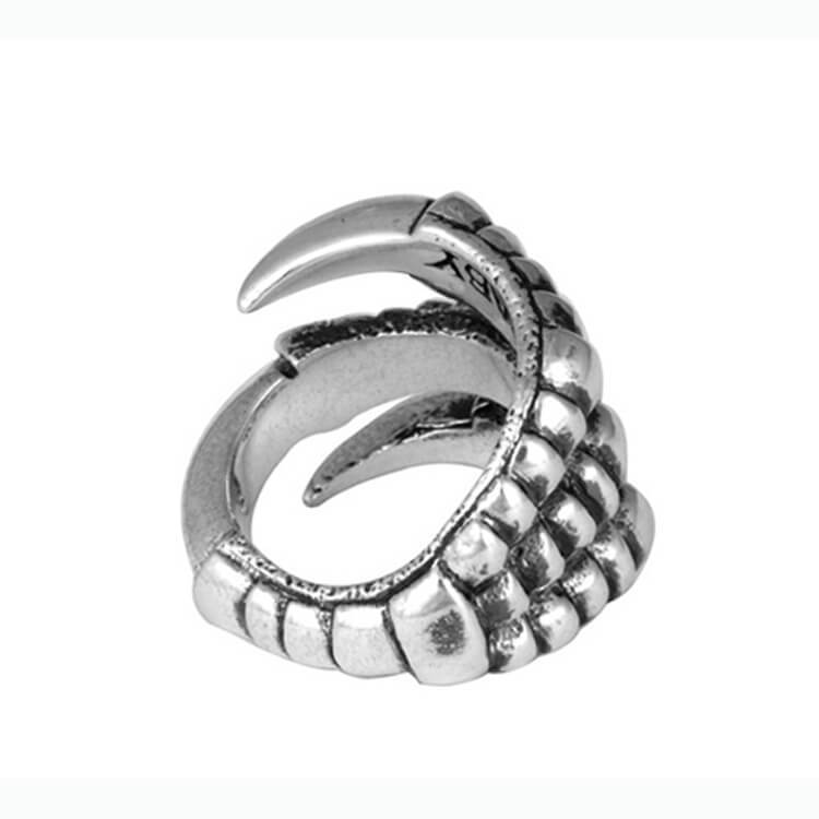 King Baby Raven Claw Ring