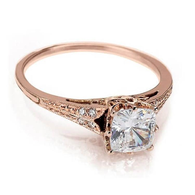 to sophisticated vintage so engagement kenanddanadesign love your antique halo prove oval diamond rose oh rings gold