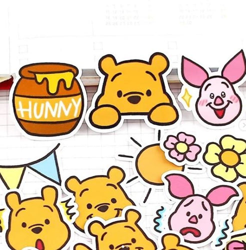Honey Bear Stickers