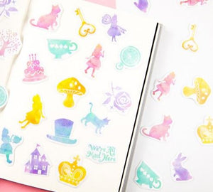 Magical Alice Stickers