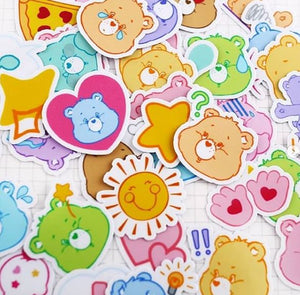 Care Bear Stickers