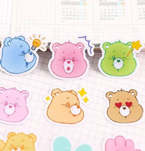 Load image into Gallery viewer, Care Bear Stickers