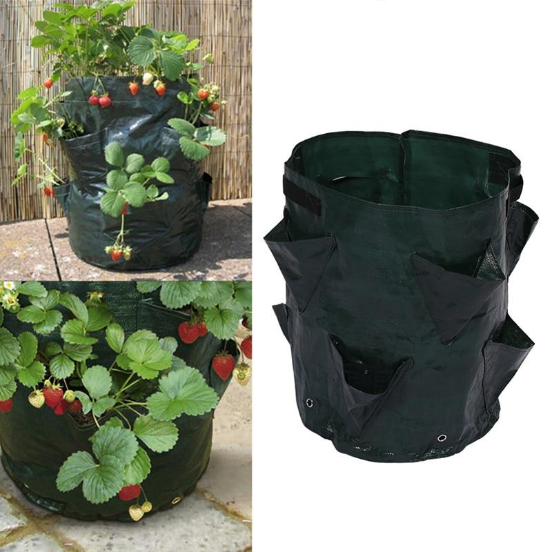 Multi Pockets Planter Bags