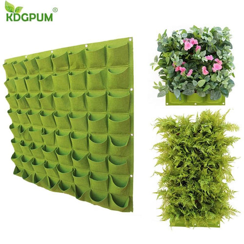 Vertical Growing Bags