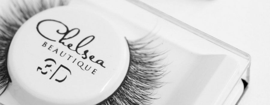 3D Mink Lashes Chelsea Beautique