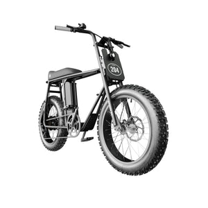 UNI Bobber LT Electric Bike All Black with 250W and 20x4inch fat wheels