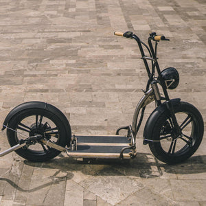 UNI Boost X Electric Utility Cargo Kick-Scooter E-Scooter