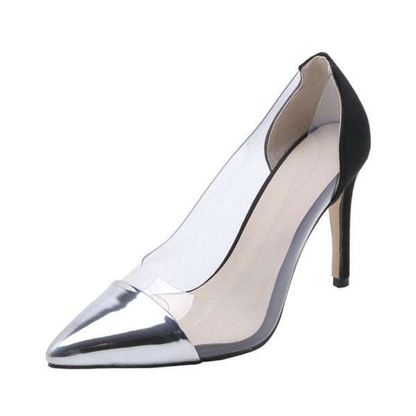 High Heels Office Pumps