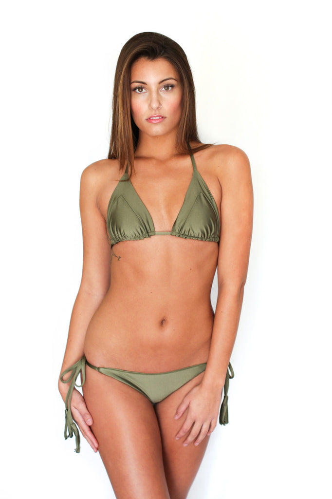 MARLEY TOP-OLIVE