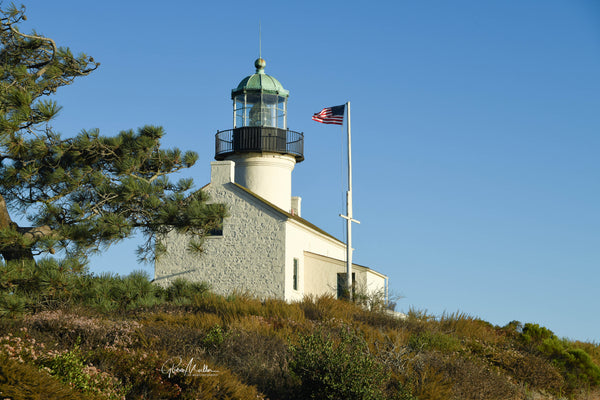 Old Lighthouse at Cabrillo