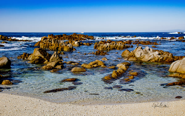 Clear Waters at Asilomar