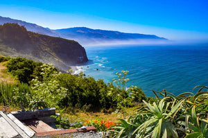 Morning View Of South Big Sur