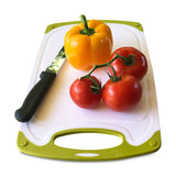 Green, Orange, and Yellow Set of Three Cutting Boards