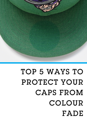 Top 5 Ways To Protect Your Caps From Colour Fade