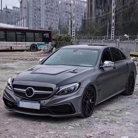 Carbon Fiber parts for the Following Mercedes-Benz Models  Mercedes Benz W205 C-Class 4 door Saloon (2014 - 2019) Mercedes Benz W205 C43 C-Class 4 door Saloon (2014 - 2019) Mercedes Benz W205 C63 C-Class 4 door Saloon (2014 - 2019)