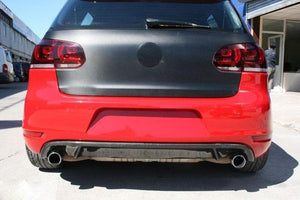 Volkswagen Golf GTI Mk6 Carbon Fibre Rear Diffuser Kit (2008 - 2014)