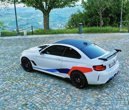 BMW F8X M2/M3/M4 Carbon Fibre M Performance GT Style Rear Trunk Spoiler (2014 - 2019)