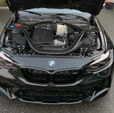 BMW F87 M2C F80 M3 F82 F83 M4 M Performance Style Dry Carbon Engine Cover Replacement (2012 - 2020)