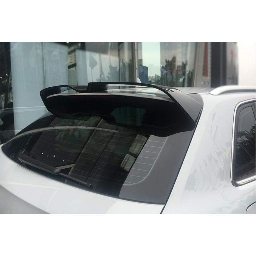 MotorFansClub Rear Spoiler Fit for Compatible with Audi A3 S3 RS3 Sedan 2014-2019 Duckbill High Kick Trunk Wing Spoiler Real Carbon Fiber
