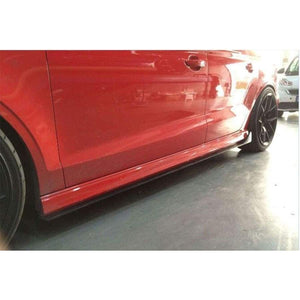 Audi S3 Saloon Side Skirt