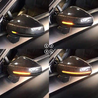 Audi 8V A3 S3 RS3 Dynamic Sweeping indicator Replacement (2013 - 2018)