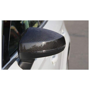 Audi 8v A3 S3 RS3 Carbon Mirror cover replacement
