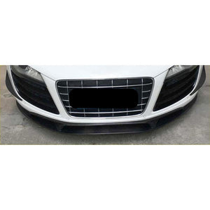 Audi R8 (Type 42) V8 V10 Carbon Fibre Front Lip Kit (2008 - 2015)