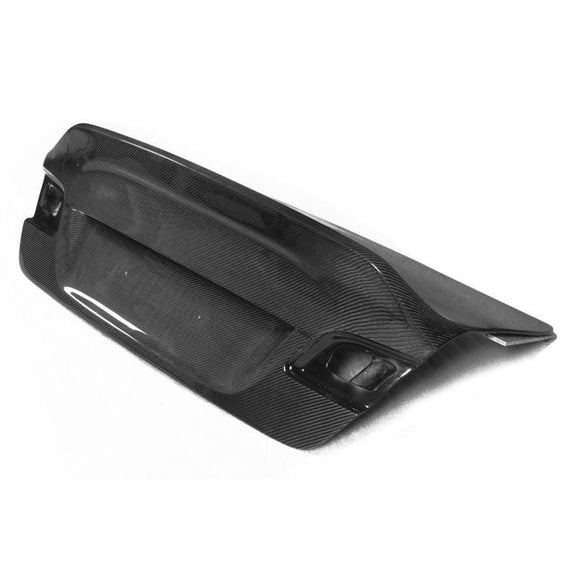 BMW E92 3 Series Carbon Fibre CSL Style Rear Trunk/Boot Lid (2005 - 2013)