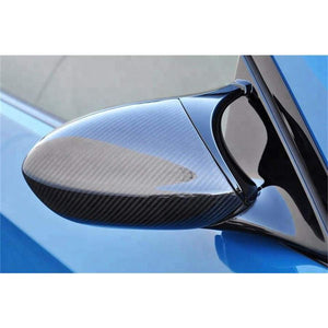 BMW E90 E92 E93 M3 3 Series Carbon Fibre Replacement Mirror Covers (2008 - 2013)