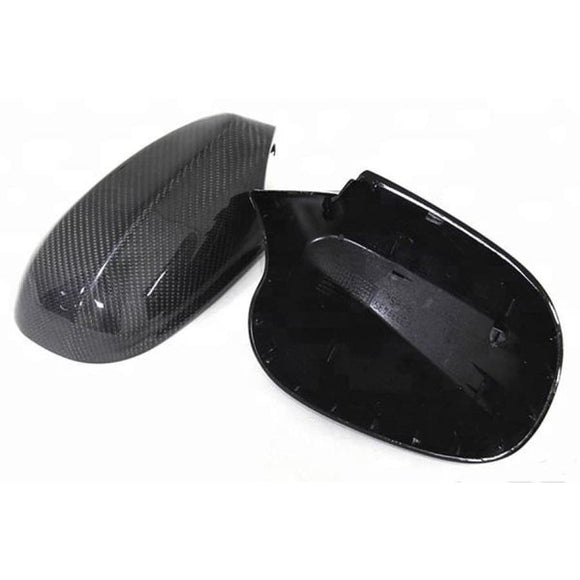 BMW E92 E93 3 Series LCI Carbon Fibre Replacement Mirror Covers (2009 - 2013)
