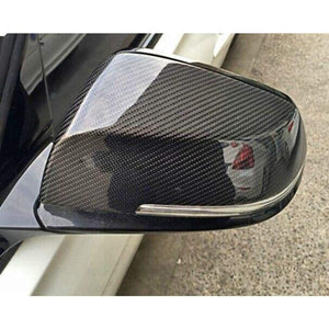 BMW F Series OEM Style Carbon Fibre Mirror Cover Stick-on (2012 - 2018)