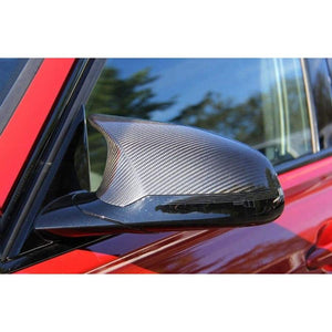 BMW F8X M2/M3/M4 Carbon Fibre Replacement Mirror Covers (2014 - 2019)