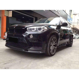 BMW F85 X5M 3D DESIGN CARBON SIDE SKIRTS 2016+ - SIDE SKIRT