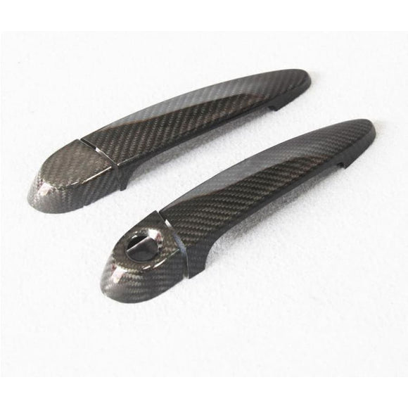 BMW F Series Carbon Fibre Door Handle Covers (With or Without Puddle Light (2012 - 2018)