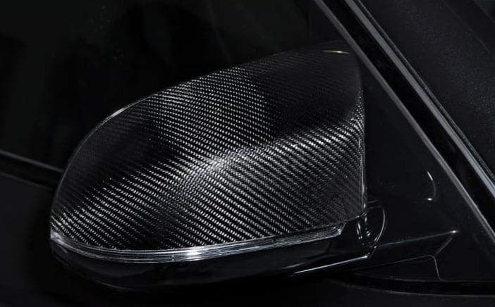 BMW F15/F16 X5/X6 M Style Replacement Carbon Fibre Mirror Covers