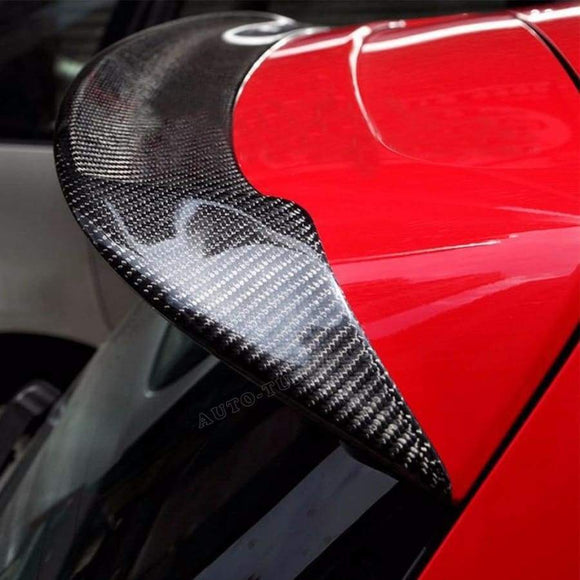 Volkswagen Golf R/GTI Mk6 Carbon Fibre Rear Flyback Spoiler Kit (2008 - 2014)